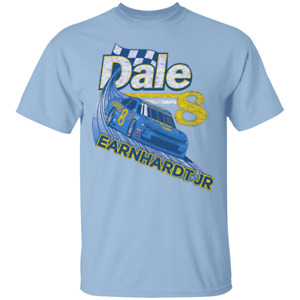 Men's Dale Earnhardt Jr Motorsports Car 2020 T-Shirt S-5XL