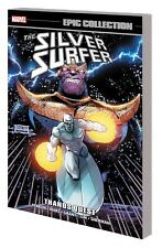 SILVER SURFER: THANOS QUEST EPIC COLLECTION TPB