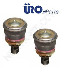 For Mercedes R107 W124 R129 W201 URO PARTS Front Ball Joint Lower Arm Set of 2
