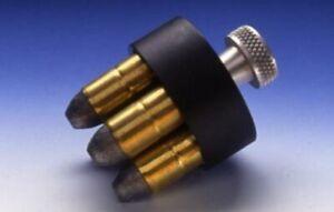 HKS Revolver Speed Loader 22 32 327 357 38 41 44 45 Cal., Pistol Speedloader