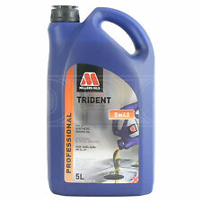 Millers Oils TRIDENT 5W-40 Fully Synthetic Engine Oil 5 Litres 5L