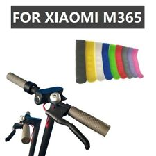 10 Colors Brake Handle Grips Protector Cover For Xiaomi Mijia M365 Scooter