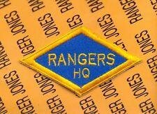 US Army RANGER HQ Airborne Diamond patch