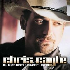 My Life's Been a Country Song by Chris Cagle (CD, Feb-2008, Liberty)