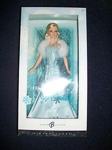 I DREAM OF WINTER Barbie 2006 Silver Label