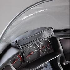 Dash Pouch - Great for Glass MP3 Phone- BMW Honda Kawasaki Suzuki Yamaha (HDPBK)