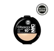NYC Smooth Skin City Proof Pressed Face Powder - Naturally Beige