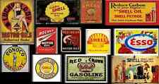 ho scale gas station decals series 2