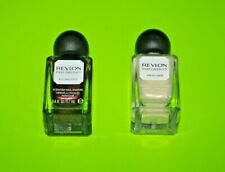 Lot of 2 Revlon Parfumerie Scented Nail Polish Fresh Linen + Autumn Spice New