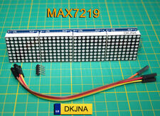 MAX7219 4 IN 1 Dot matrix MCU control LED Display module Raspberry Pi ESP8266 DR