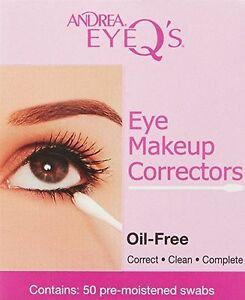 Andrea Eye Q'S Eye Makeup Corrector 50 Sticks