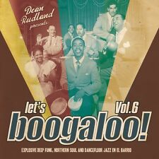 Let's Boogaloo! Vol. 6 LP RECORD KICKS