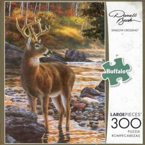 Darrell Bush 300 Pc Jigsaw Puzzle Shallow Crossing