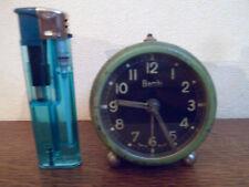 RARE - Ancien mini réveil BAMBI en métal - SUISSE