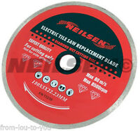 180mm Electric tile saw replacement diamond blade