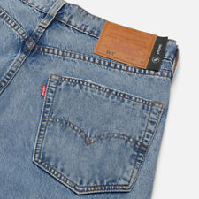 Levis Men's 501 Straight Fit Strong Resistance Strauss Denim 100 % Genuine New