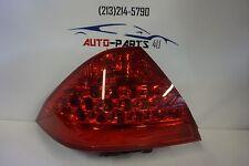 led tested 2006-2007 HONDA ACCORD SEDAN LEFT DRIVER LED TAIL LIGHT OEM 06 07