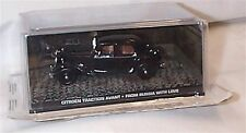 James Bond Citroen traction Avant From Russia with love new  in sealed pack