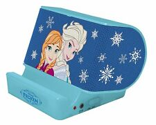 Lexibook Disney congelato Mini Wired Dock Stand Altoparlante Blu Audio di alta qualità