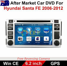 "6.2"" Car DVD GPS Player Stereo Navi For HYUNDAI SANTA FE 2006-2012"
