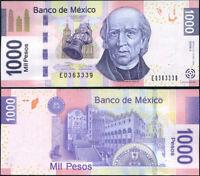 MEXICO 1000 1,000 PESOS 2006 SERIES A P 127 UNC