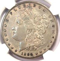 1894-S Morgan Silver Dollar $1 Coin - Certified NGC AU Details - Rare Date!