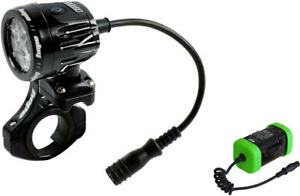 Hope Technology R4+ LED Vision front MTB Light - 4 Cell Battery - UK Charger