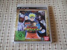 Naruto Shippuden Ultimate Ninja Storm 3 Full Burst para PlayStation 3 ps3 * embalaje original *