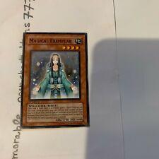 MAGICAL EXEMPLAR *1st EDITION SDSC-EN018 ENGLISH Yu Gi Oh!