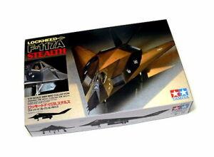 Tamiya Aircraft Model 1/72 Airplane Lockheed F-117A Stealth Scale Hobby 60703