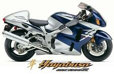 Suzuki Touch Up Brush Paint Metallic Sonic Silver Hayabusa YD8