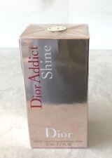 Christian Dior Addict Shine Eau de Toilette Spray 1.7 oz / 50 ml New & Sealed