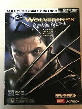 Wolverine's Revenge Video Game Guide by Michael Lummis (2003, Paperback)