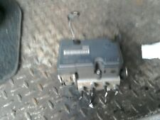 ford fiesta 09 on abs pump and modulator 8v51-2m110-ad