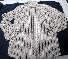 Striped Western Casual Shirts for Men