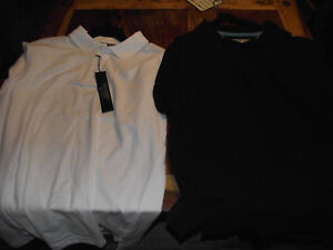 Goodsouls GDSL T Shirts x 2. White & Black. Size L Large