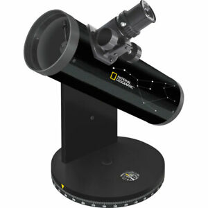 National Geographic 9015000 - Dobson Reflector Telescope 76/350mm