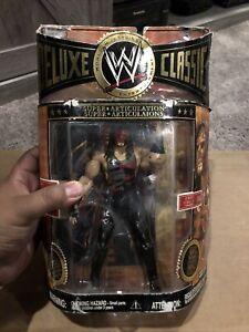 WWE WWF JAKKS CLASSIC SUPERSTARS DELUXE KANE SERIES 6 WRESTLING FIGURE