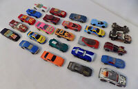 25 Vintage 80s Matchbox and Hot Wheels Sports Race Cars Die Cast