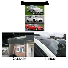 Mitsubishi Sunstrip for an Evo IV V VI / 4 5 6 -  pre cut, Easy Fit Window Tint
