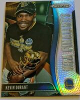 2019-20 Kevin Durant Panini Silver Prizm NBA Finalist