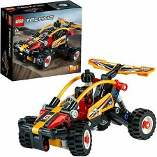Lego Technic Buggy Race Car Set. Technical Building Kit. Bricks Blocks for Boys