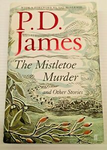 The Mistletoe Murder And Other Stories by James P.D - Book - Hard Cover