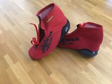 Langlauf Schuhe Alpina ECL Sympa Racing Soft Boot EU-GR. 38, NEU
