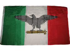 3x5 Italy Italian War Facist WW2 Eagle Premium Quality Flag 3'x5' House Banner