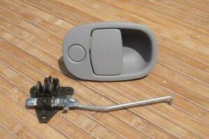 Saturn Vue Glove Box Latch '02-07 Glovebox Compartment Handle Lock GRAY
