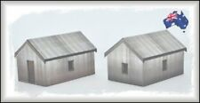 HO Scale Australian GALVANISED IRON OUT BUILDING 3