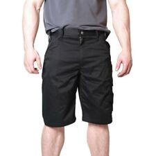 Scruffs Lavoro Nero commercio Pantaloncini Combat Stile 30 in (ca. 76.20 cm) Girovita