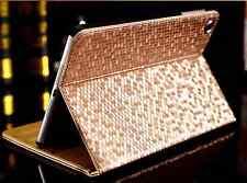 """Leather Smart Case Cover for iPad Mini 1/2/3/4. iPad 2/3/4/ Air/Air 2, iPad 9.7"""""""