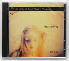 The Jesus and Mary Chain: Honey's Dead ~ NEW CD (1992, Def American (USA))